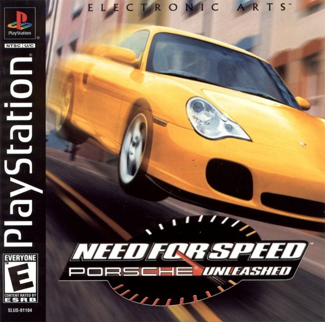 Image result for nfs porsche unleashed